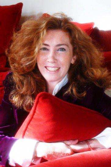 Francesca Fabbri Fellini,al Grand Hotel di Rimini,foto di Giovanna Dal Magro.