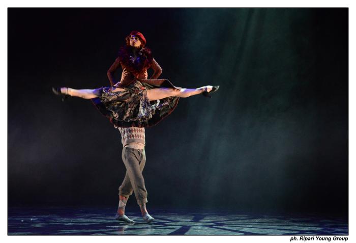AMARCORD Teatro Olimpico del 17.04.2014 con ROSSELLA BRESCIA reg