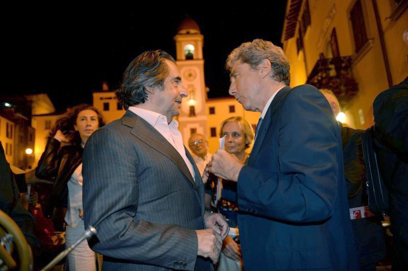 il Maestro Muti e G.Angelucci_Premio Cappelli_1_Foto Frasca_2