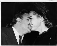 Fellini e la Bergman