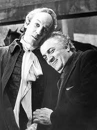 Sul set del Casanova di Fellini: Southerland e il suo regista