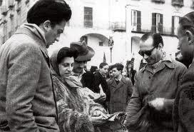 Fellini,la Magnani e Rossellini