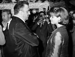 Fellini e la Cardinale