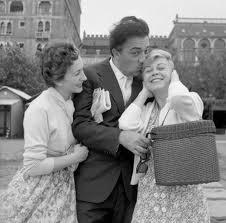 Valentina Cortese,Fellini e la Masina