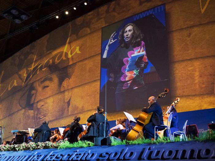 """""""IO, UN SASSETTO TRA LE STELLE"""" – Concerto della Suite di Nino Rota del Balletto """"La Strada"""" di Federico Fellini"""