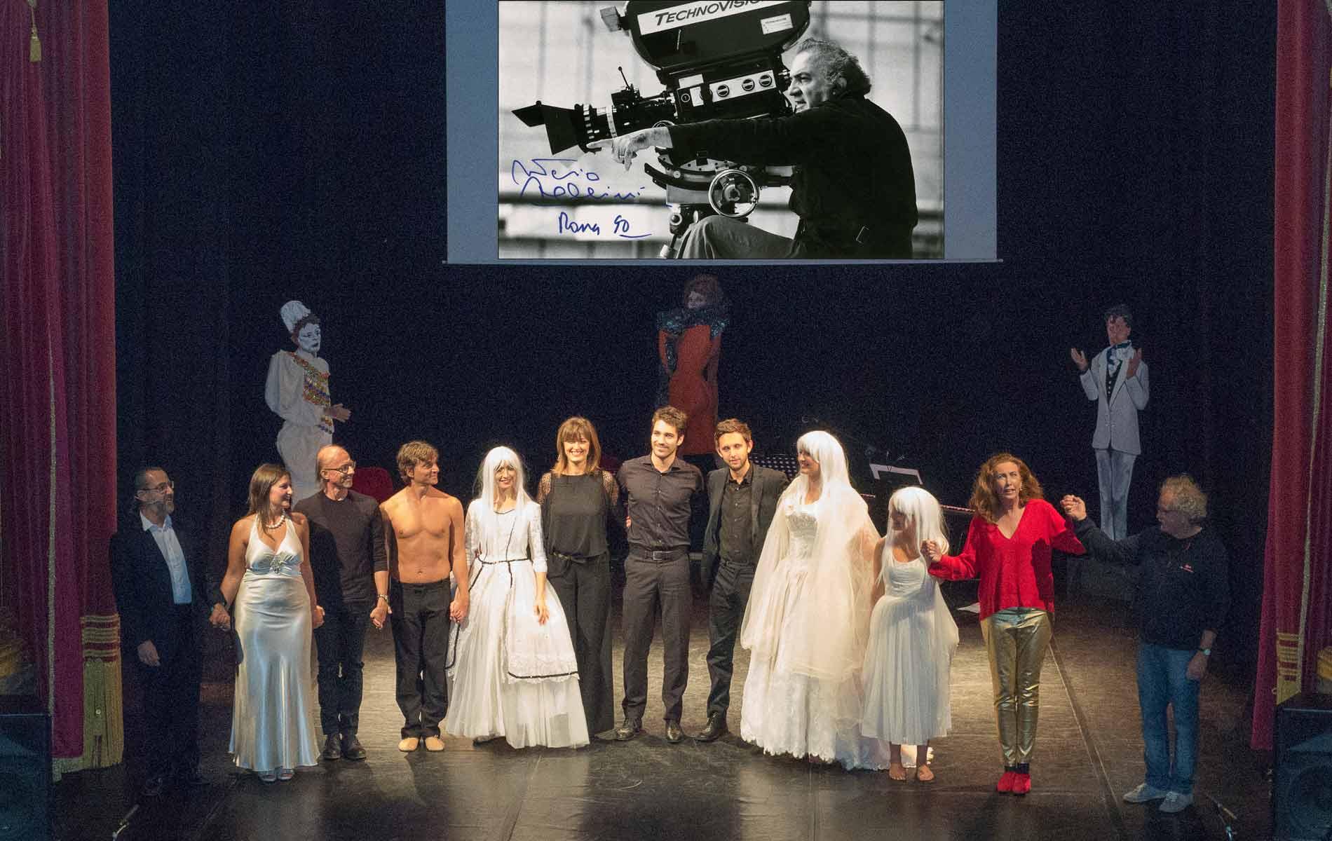 """FELLINI FAMILY STORY"" – Teatro Toselli – Cuneo"